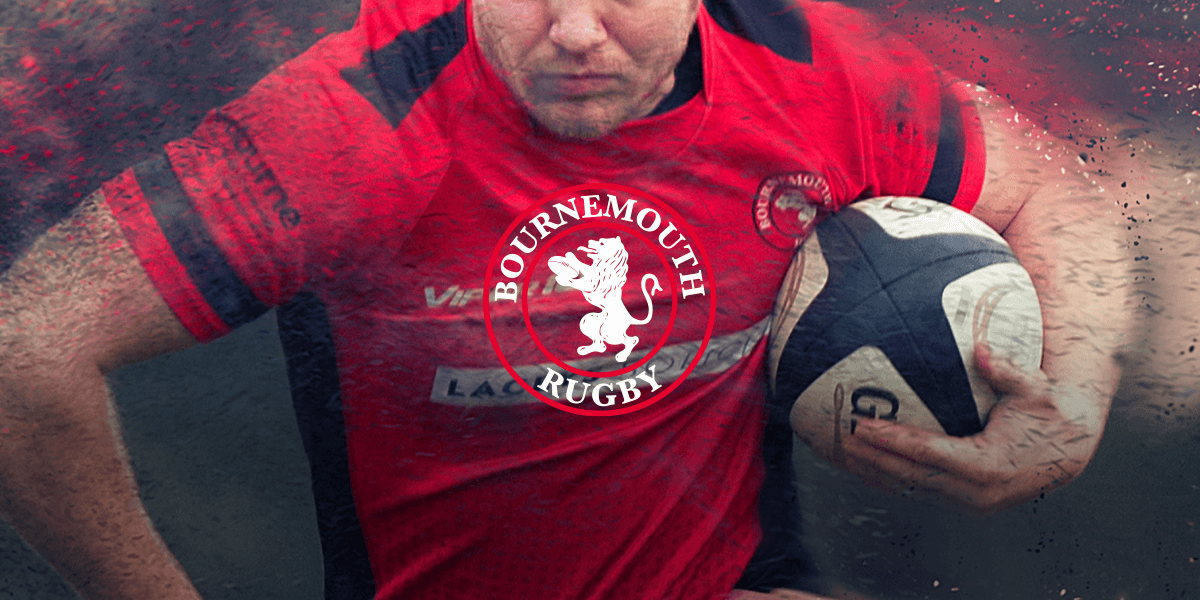 Bournemouth Rugby Club Promo Image and Logo