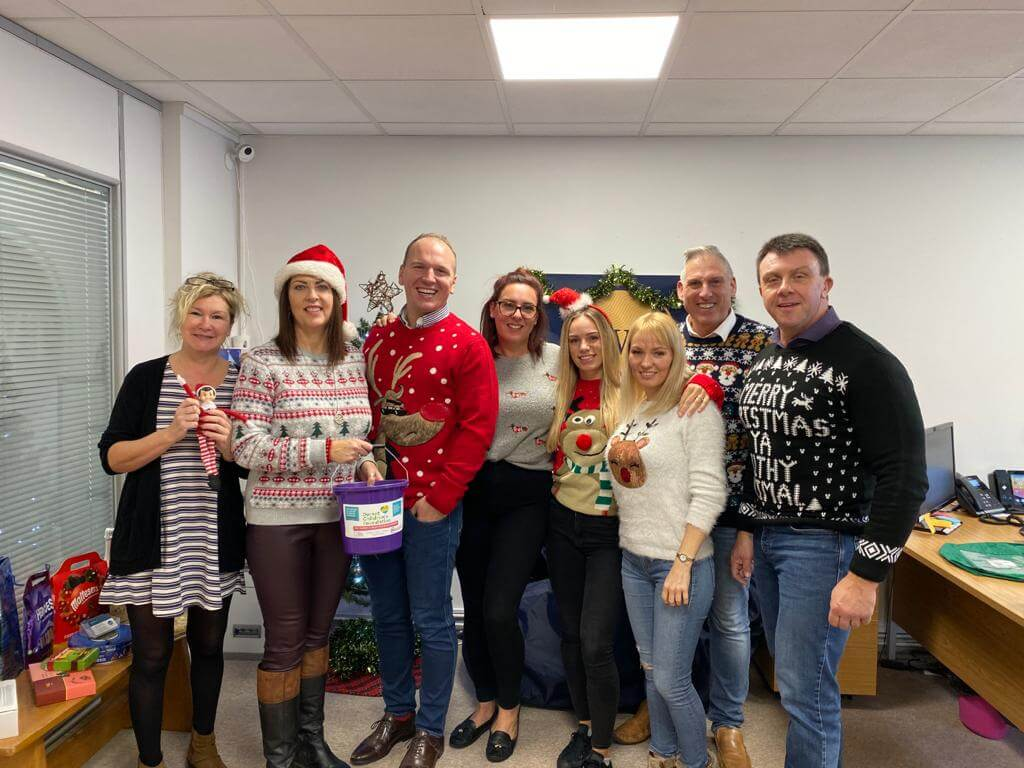 Charity Partner Christmas Jumper Day