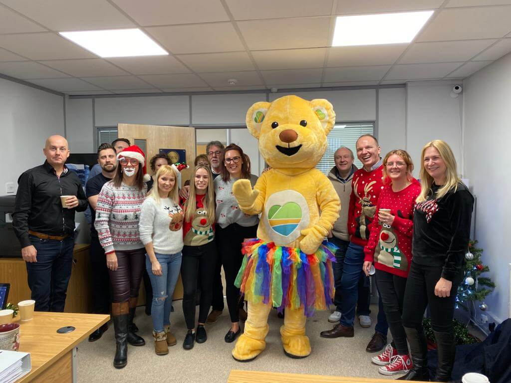 Charity Partner Christmas Jumper Day